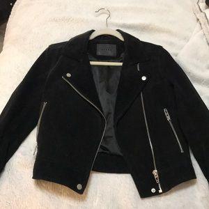 Never worn blank NYC jacket